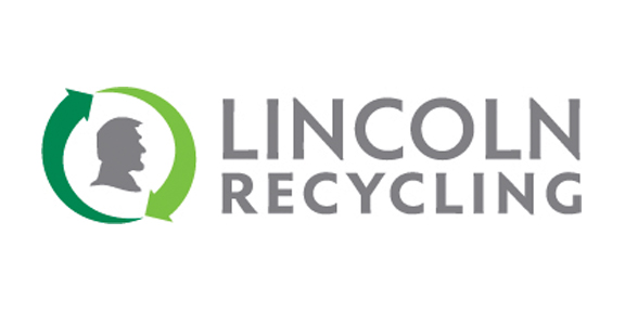 Lincoln recycling logo